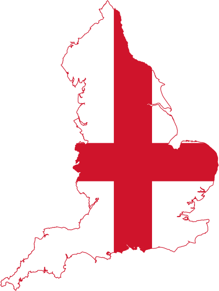 Flag_map_of_England